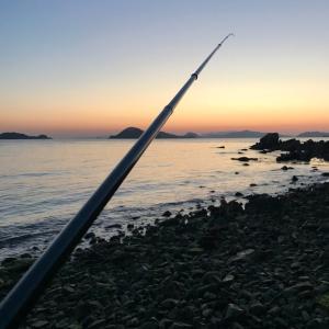 膝を叩いて釣り師は思考を現実化する