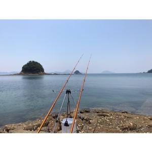 アタリを見ないと気がすまないガンコな釣り師!