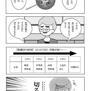 (104)精密検査②組織診