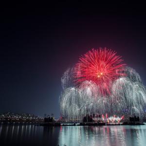 明日!10月5日はソウル世界花火大会!