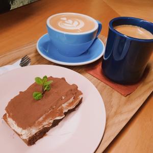 オシャレカフェ通り「ソンリダンギル」の美味しいティラミスが人気のカフェに行って来ました!