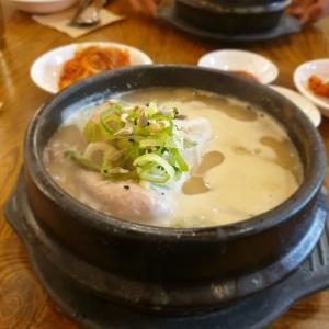 伏日(ポンナル)に参鶏湯をたべよう!韓国版土用の丑の日!