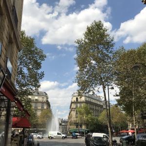 求職活動 in Paris
