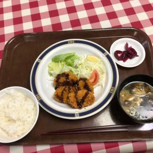 2019/11/22 お昼ごはん