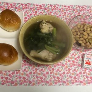 2019/12/09 お昼ごはん  間食