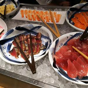 【平日ランチ】海鮮丼食べ放題になっていた新橋フィッシャーマンズ・バル