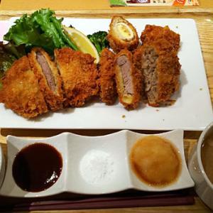 ルミネ新宿「トンベジ」のとんかつ食べ放題