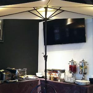 五反田「Cantilever cafe 柳屋」で平日カリビアンランチブッフェ1000円!