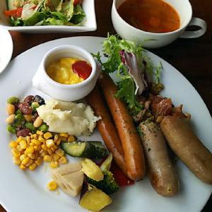 ホテル リソル秋葉原「イルキャンティ ドゥエ」で食べ放題の朝食プレート
