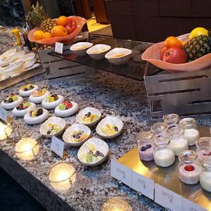 【朝ごはん】ストリングスホテル東京インターコンチネンタル「メロディア」