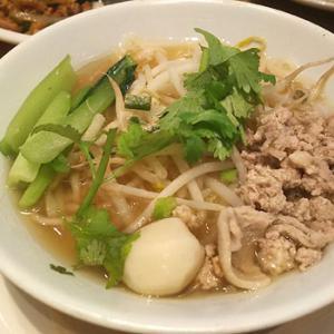 銀座 SENDEE TERRACE のタイ料理食べ放題ランチ