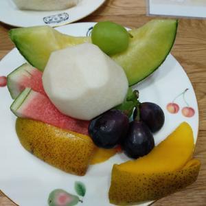 残念だった 果実園リーベル池袋のフルーツ食べ放題