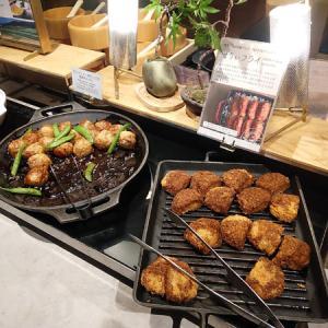 【朝ごはん】REF大宮 byベッセルホテルズの朝食ブッフェ