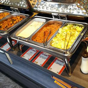 TOC有明の南インド料理、ニルワナムは銀座に移転