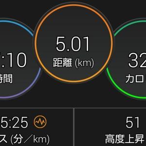 朝活(6/16)