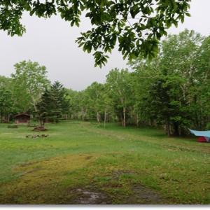 高原の季節到来!! お迎えキャンプに仲間が集う 白滝高原キャンプ場