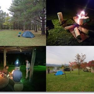 ソロソロソロキャンプの集い!! 2019秋  前々夜祭&前夜祭
