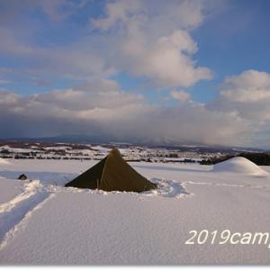 2019年キャンプ泊数は100泊超えました