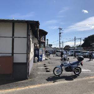 2019万沢林道ツーリング