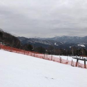 2020スキー5日目ホワイトワールド尾瀬岩鞍