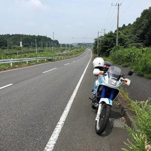 利根川・銚子ツーリング