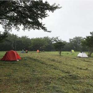 2019福島山形キャンプツーリング2