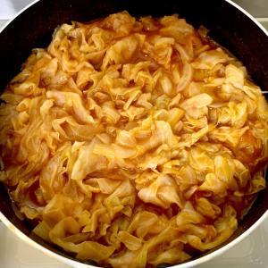キャベツを好きすぎる人が、トマトスープを作ると…。