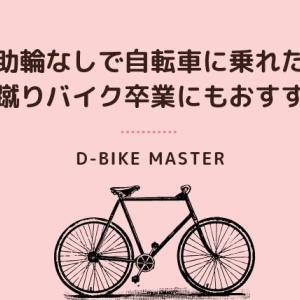 補助輪なしで自転車に乗れた!足けりバイク卒業におすすめ!