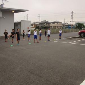 遊びながら動きのトレーニングを!