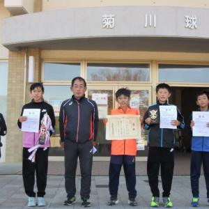 菊川市Cityマラソン大会優勝!