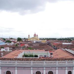 【ニカラグア】ホンジュラスのコパンからマナグア/レオン/グラナダの行き方~2020年情報