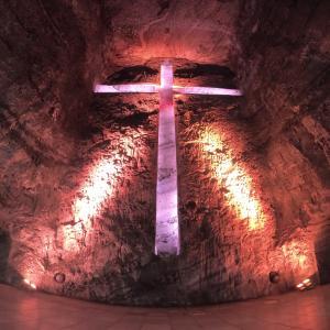 【コロンビア】地下最大の塩の教会~ボゴタからシパキラまで日帰りで行く方法~2020年情報