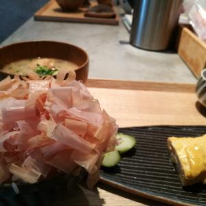【渋谷】TVで話題のかつお食堂!元ギャルが削るホヤホヤのかつおぶしご飯を食す!