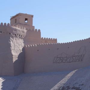 【ウズベキスタン】まるでドラクエ?ヒヴァの世界遺産イチャンカラおすすめ観光スポット!