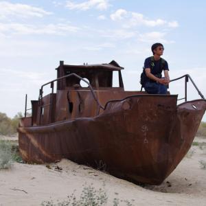 【ウズベキスタン】世にも珍しい船の墓場~ヒヴァからヌクス経由でモイナクへの行き方~