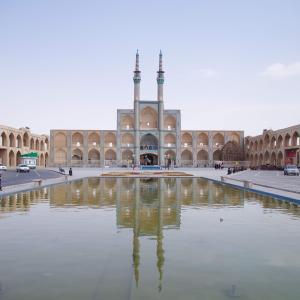【イラン】鳥葬?!ゾロアスター教の聖地ヤズドのおすすめ観光スポット4選