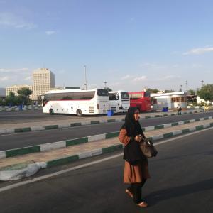 【イラン】イスファハーンから首都テヘランまでの行き方~2019年バス情報~