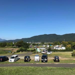 【福島県】せせらぎ公園オートキャンプ場に行ってきた