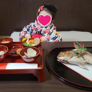 百日&お食い初め