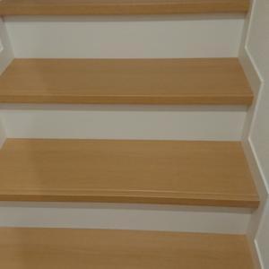 住んでみたら(感想)  階段はゆったりがいいです