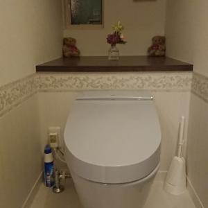 住んでみたら(感想)  1階トイレの紙巻器と音が残念
