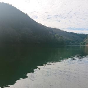 津風呂湖ワカサギ '19~'20 釣り納め