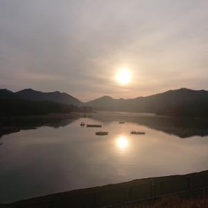 青野ダムワカサギ '19~'20 3月釣行