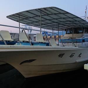 '19タコ釣り 釣り船 鍵庄