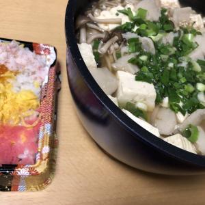 お休みの食事の節約と贅沢