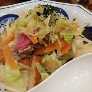 【梅田】女性に大人気!!リンガーハットプレミアムで野菜たっぷりちゃんぽんを食べてみた