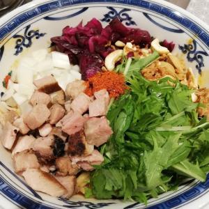 【弁天町】埜邑の汁なし担々麺 食感のハーモニーを楽しもう!
