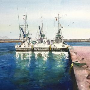 夷隅大原漁港