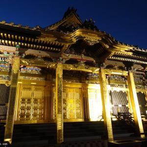 上野東照宮|徳川家康公を祀る黄金の東照宮