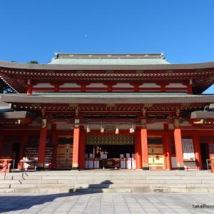 五社神社・諏訪神社(静岡県浜松市)|二代将軍・徳川秀忠の産土神